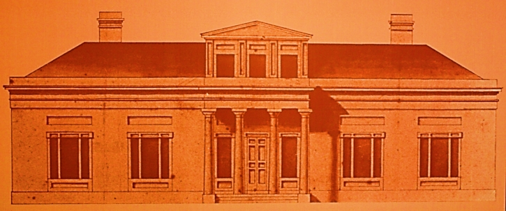 New Design for the Great House (1829 -1834)