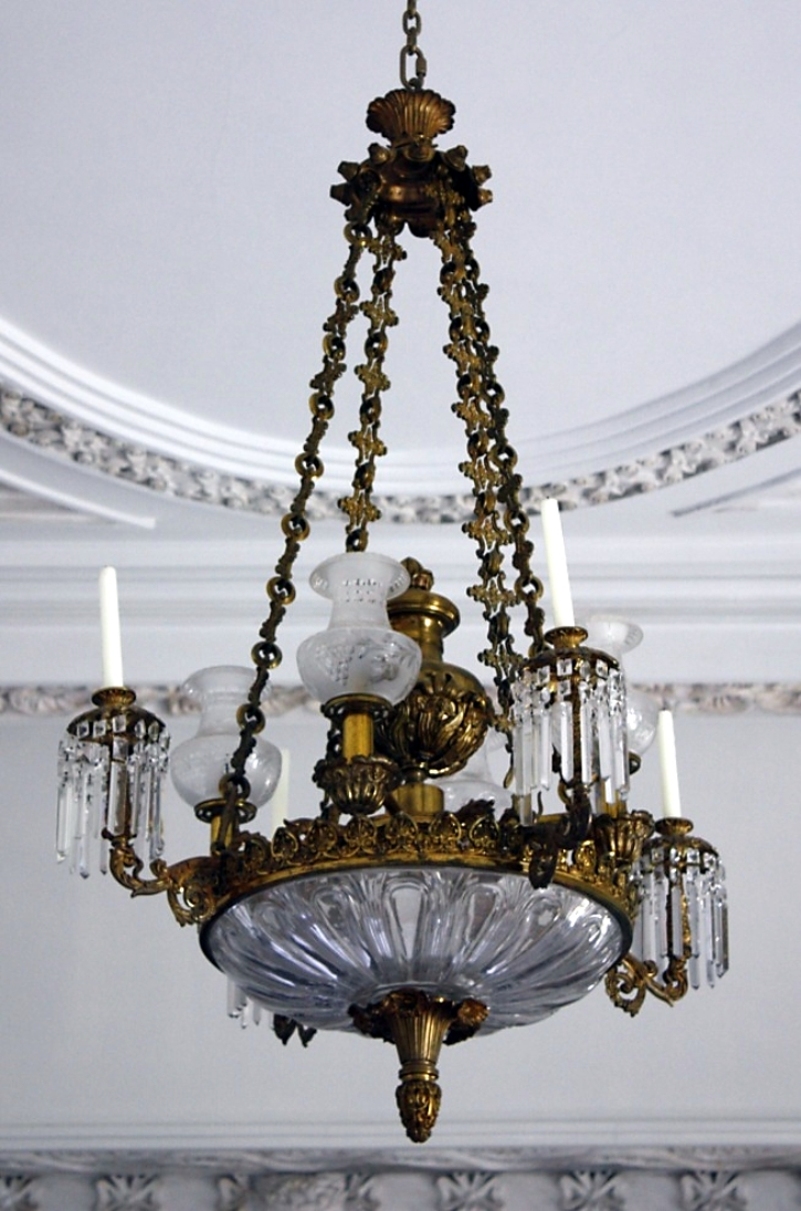 Chandelier - Drawing Room