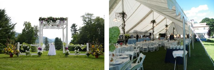 Weddings at Hyde Hall