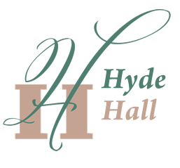 Hyde Hall HomePage Link