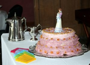 Celebrate Mom Garden Party - Cake by Matthew Zwissler.