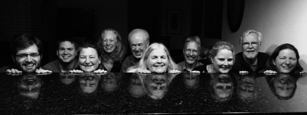 Eight is Enough - a 10-person a cappella group who will perform madrigals, old English and other folk songs, sacred music and more!