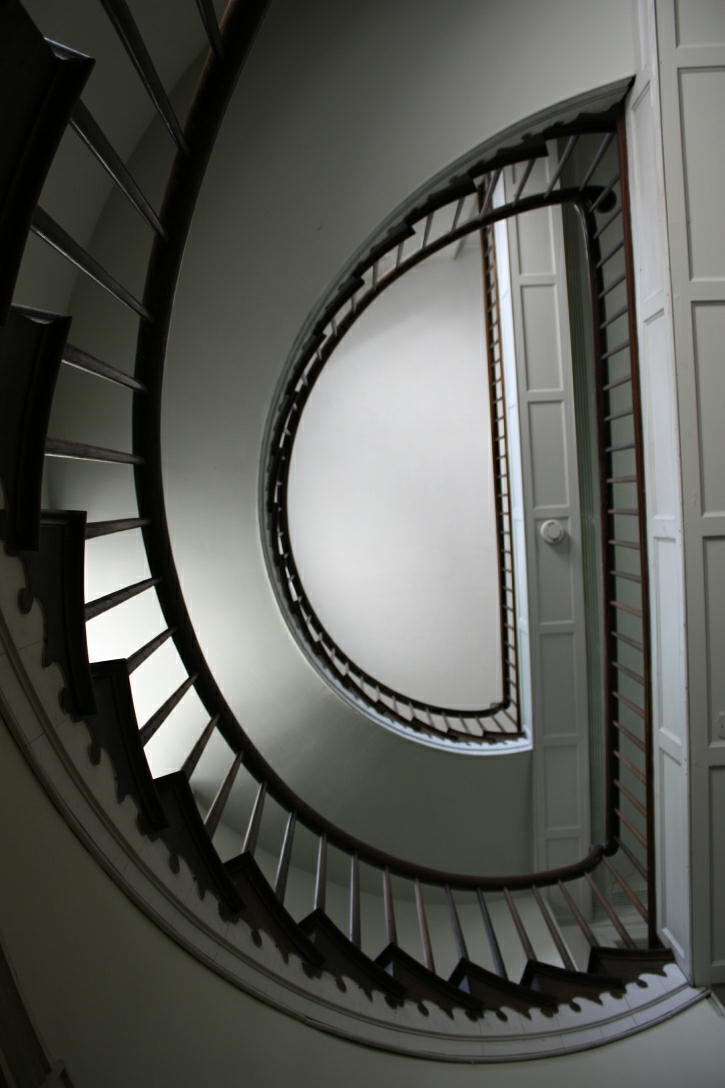 Main Staircase, Great House (1829 - 1834)