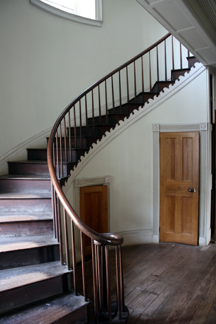 Main Staircase, Great House (1829-1834)