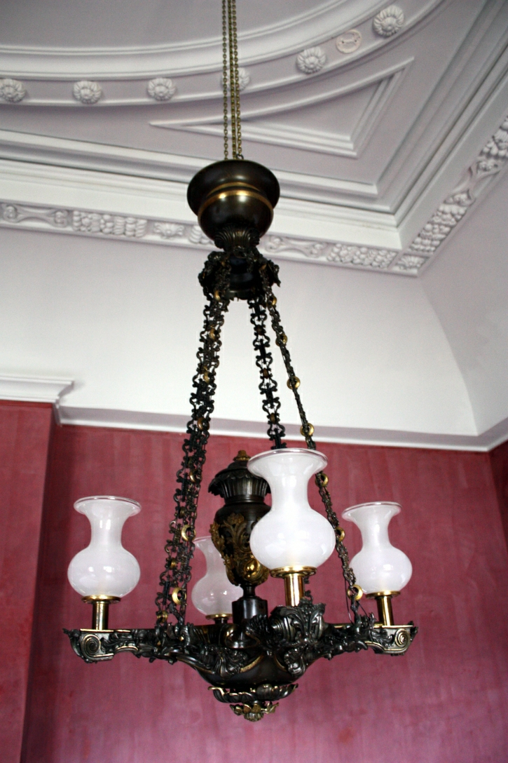 Chandelier - Dining Room