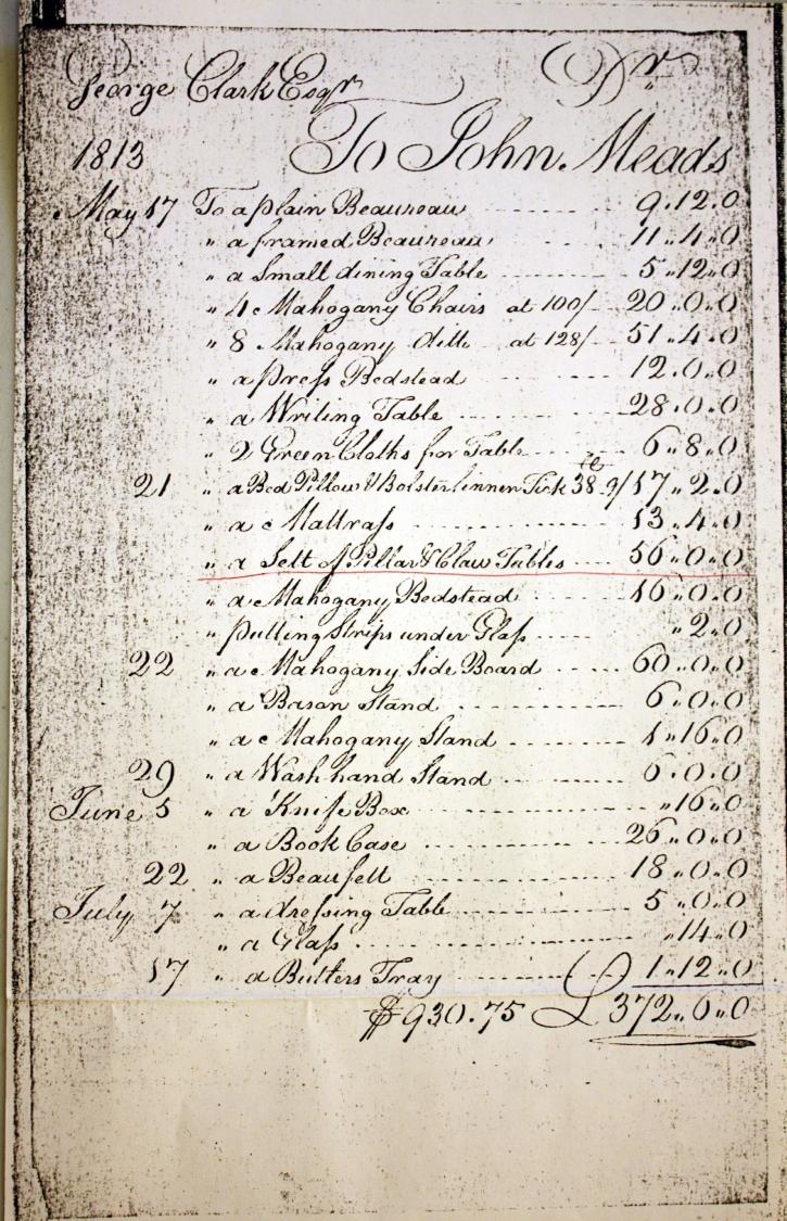 1813 John Meads Bill
