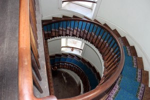 Stairs from top 2