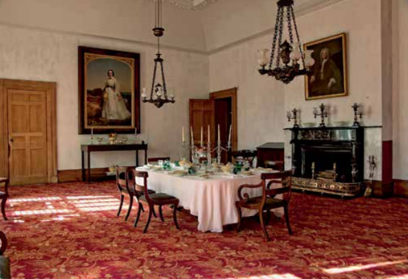 Dining Room Carpet