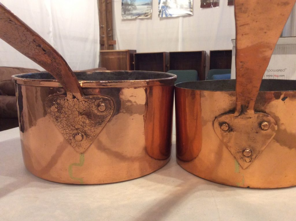 Handle Attachments - Copper Pots