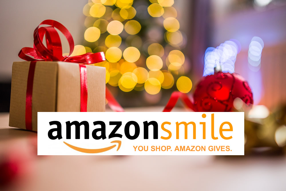Shop Amazon Smile and Support Hyde Hall