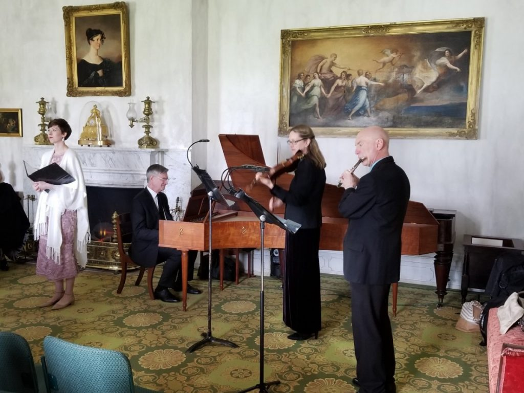 Musicians of Ma'alwyck Celebrate Mom at May Performance