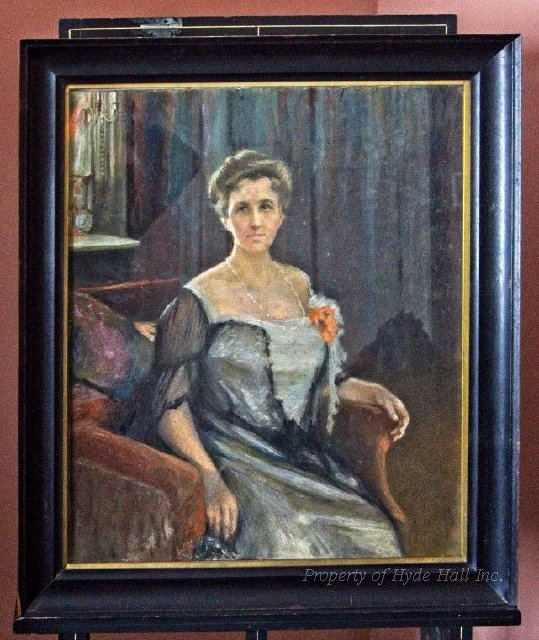 Pastel Portait - Mary Gale Carter Clarke